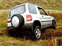 Проверка глазомера. (Mitsubishi Pajero Pinin) - фото 2