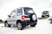 Десять отличий «отличника». (Mitsubishi Pajero Pinin) - фото 7