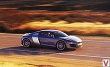 ЧУЖОЙ ЗДЕСЬ (Audi Le Mans) - фото 1