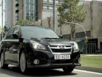 Промовидео Subaru Legacy