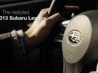 Реклама Субару Легаси