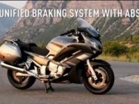 Официальный обзор Yamaha FJR1300A/AS