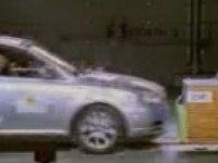 Краш-тест Toyota Avensis