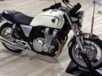 Honda CB1100 на выставке