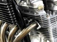 Тест Honda CB1100