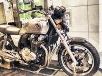 Обзор Honda CB1100