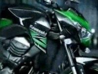 Промовидео Kawasaki Z800