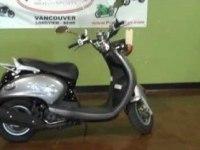 Краткое описание Yamaha Vino 125