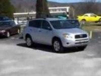 Видео обзор Toyota RAV4