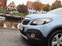 Opel Mokka - мини-дополнение к тесту InfoCar.ua