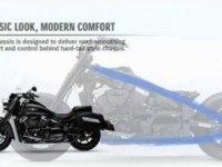 Особенности Suzuki Intruder C1500T