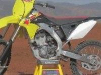 Описание Suzuki RM-Z250