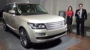 Первое знакомство с Range Rover 2012