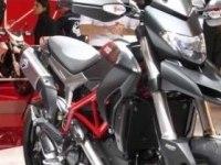 Обзор Ducati Hypermotard SP