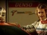 Toyota Yaris vs Formula 1