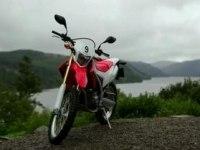 Тест Honda CRF250L