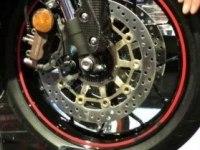 Обзор Honda CBR600RR на выставке