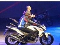 Мировая премьера Honda CB500F
