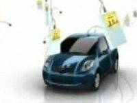 Мультяшная реклама Toyota Yaris - 4