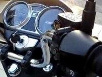 Аматорское обзорное видео Honda CB 125E