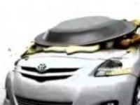 Мультяшная реклама Toyota Yaris - 8