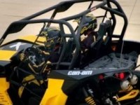 Промовидео BRP Can-Am Maverick X rs