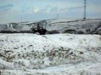 РЫСЬ 110 - испытание снегом