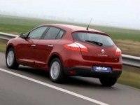 Дизельный Renault Megane III на тесте InfoCar.ua