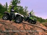 Промовидео Arctic Cat 1000 XT