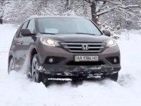 Тест Honda CR-V 2012 от InfoCar.ua