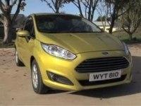 Видеообзор Ford Fiesta