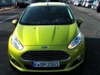 Промовидео Ford Fiesta