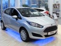 Мини-обзор Ford Fiesta 2012