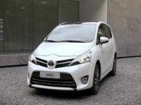 Промовидео Toyota Verso