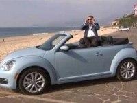 Видеообзор Volkswagen Beetle Cabrio