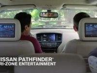 Промовидео Nissan Pathfinder