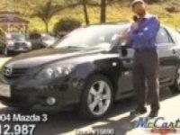 Видео обзор Mazda3 от MrCarthy