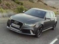 Промовидео Audi RS6 Avant