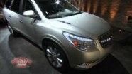 Премьера Buick Enclave в Нью-Йорке