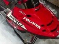 Любительский обзор видео детского снегохода Polaris 120 Pro-R