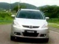 Промо видео Mazda5