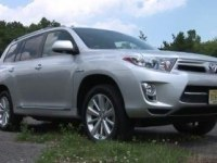 Видеообзор Toyota Highlander Hybrid