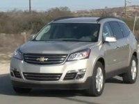 Промовидео Chevrolet Traverse