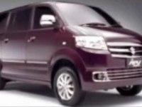 Реклама Suzuki APV