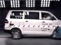 Краш-тест Suzuki APV