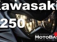 Тест Kawasaki Z250