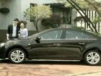 Промовидео Chevrolet Cruze