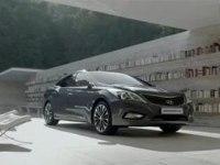 Корейская реклама Hyundai Grandeur