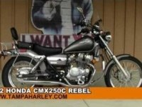 Обзор Honda Rebel (CMX250C)