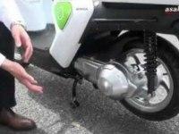 Тест Honda EV-neo